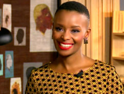 Top Billing chats to wonder woman Bonnie Mbuli