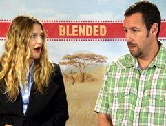 Top Billing chats�Blended with�Drew Barrymore and Adam Sandler