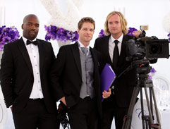 Top Billing Crew Looking Dashing