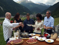Top Billing discovers the secret to perfect pasta in Italy