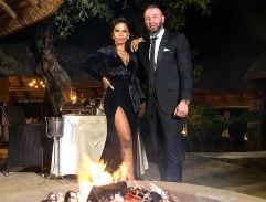 Top Billing exclusive getaway with Kelly Khumalo and Chad Da Don