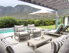 Top Billing features a Betty's Bay beach home