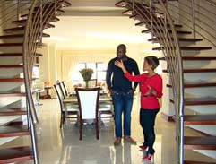 Top Billing features a home by architect Buhle Mathole