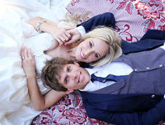 Top Billing features the wedding of Ryan Sandes and Vanessa Haywood