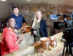 Top Billing features winemaker Nondumiso Pikashe
