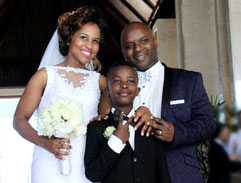 Top Billing features the wedding of Sibabili Magubane