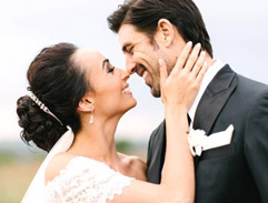 Top Billing features the fairytale wedding of David Wiese and Chene