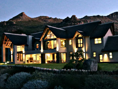 Top Billing features a magnificent Hout Bay home