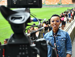 Top Billing features the dynamic Pabi Moloi