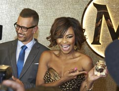 Top Billing gets a taste of the Magnum Pleasure Store