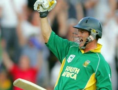 Top Billing interviews Mark Boucher