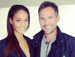 Top Billing interviews supermodel Joan Smalls