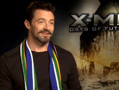 Top Billing interviews Hugh Jackman about X‑Men