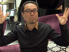 Top Billing interviews pianist Tian Jiang