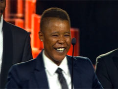 Top Billing meets Banyana Banyana star Portia Modise