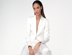 Top Billing meets supermodel Joan Smalls