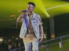 Top Billing meets with rapper Nasty C