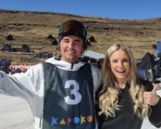 Top Billing profiles top snow boarder Anthon Bosch