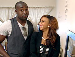 Top Billing spends the day with Boity Thulo