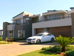 Top Billing visits the dream home of the Mahlaba family