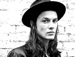 Top Musician James Bay on Top Billing