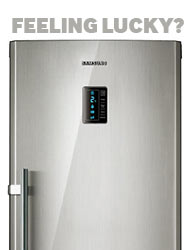 WIN A FRIDGE WORTH R10 000