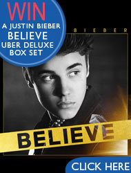 WIN A JUSTIN BIEBER BOX SET