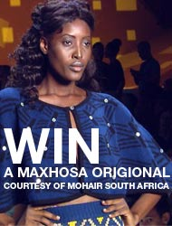 WIN A MAXHOSA BY LADUMA ITEM