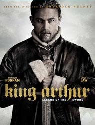 Win tickets King Arthur Legend of