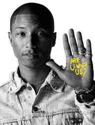 WIN TICKETS TO PHARRELL