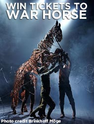 WIN WAR HORSE TICKETS