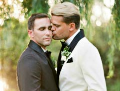 Zavion Kotze and John Brereton say I Do