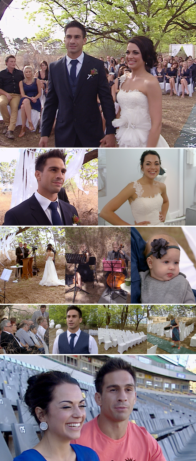 Ebersohn Wedding