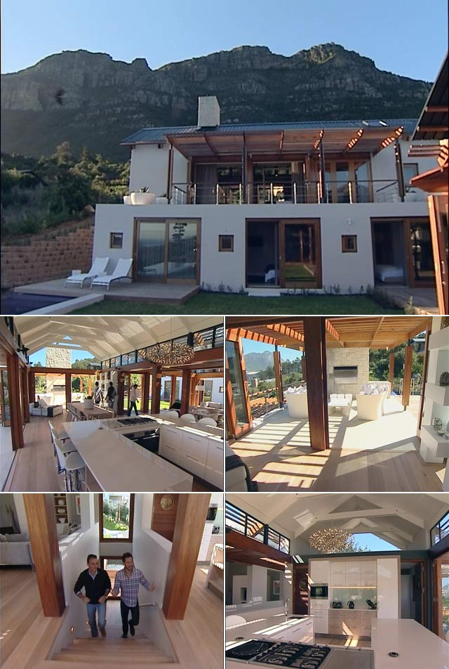 Top Billing visits a beautiful home in Hout Bay