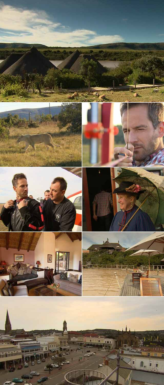 Janez visits the Eastern Cape