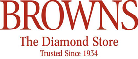 Browns Diamond Store Logo