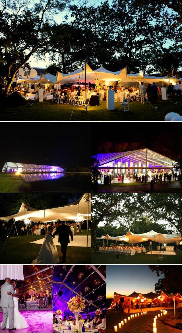 Marquees are still the dream wedding venue for many couples who already
