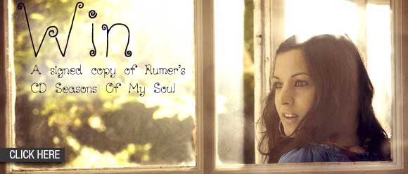 Win a Rumer CD on Top Billing