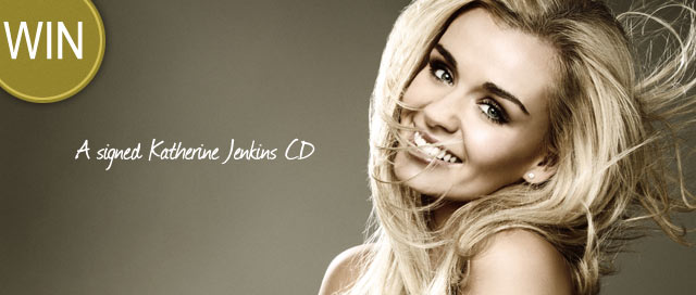 Win a Katherine Jenkins CD