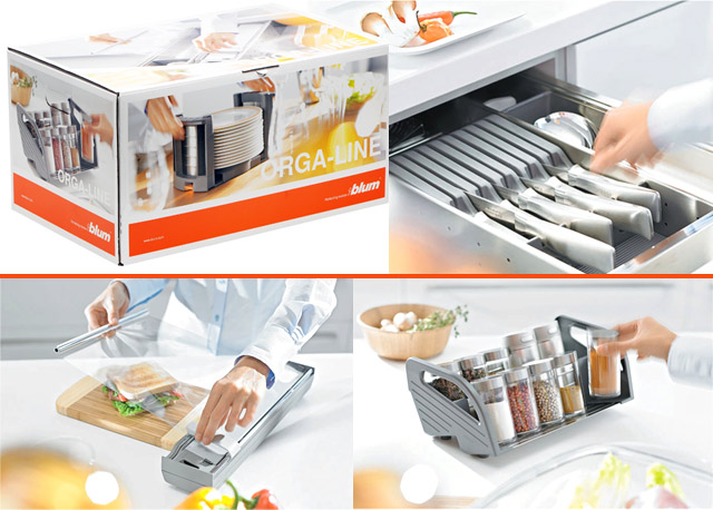 Win Designer Kitchen Accessories