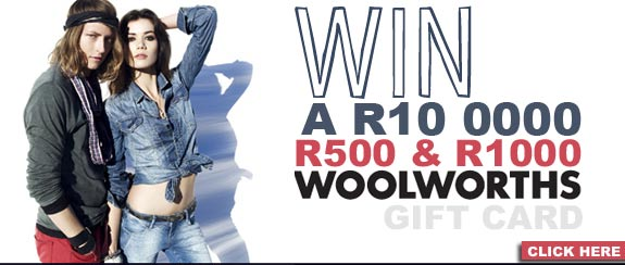 Win with Woolworths
