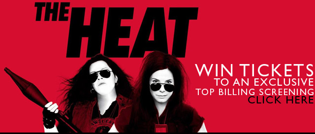 Win tickets to an exclusive screening of The Heat