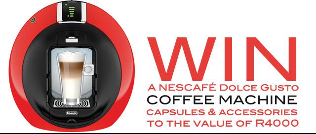 Nescafe Coffee Maker Woolworths : WIN A NESCAFe COFFEE MACHINE