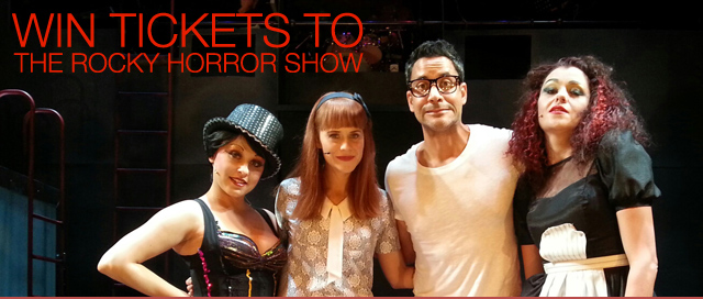 Win tickets to rocky horror