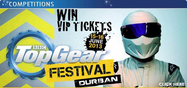 Win VIP tickets to the Top Gear Festival with Top Billing
