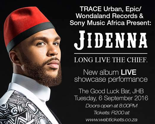 Jidenna competition