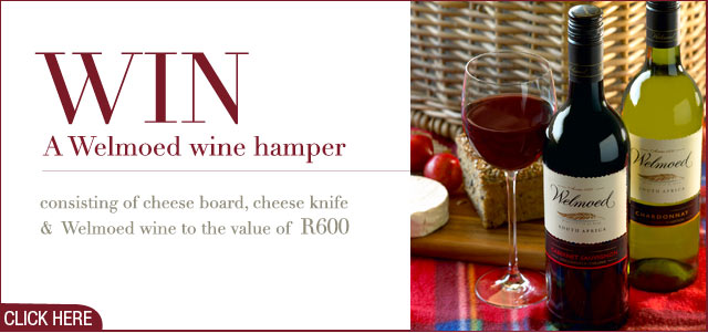 Win welmoed wine hamper with Top Billing