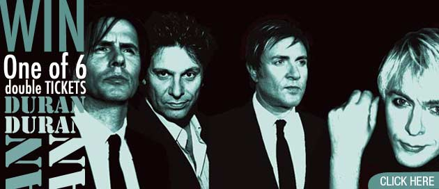 Win Duran Duran Tickets