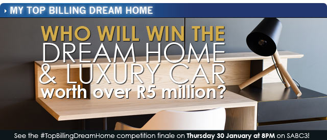 Top Billing Dream Home Finale