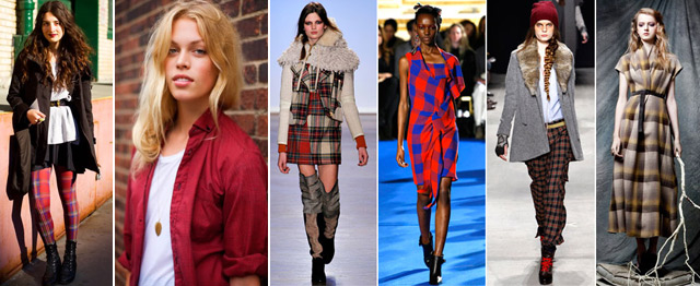 Top Billing Fashion Tip: Tartan